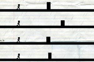 《多人跑酷》游戏画面1
