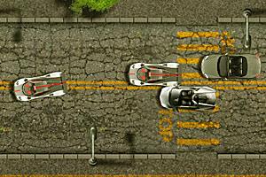 《超跑山路巡回赛》游戏画面1