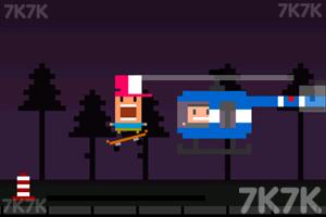 《街头滑板小子》游戏画面1