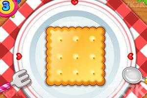 《小熊吃饼干》游戏画面2