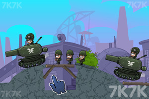 《叛軍大作亂2》游戲畫面2