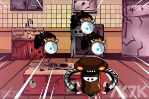 《机器人风暴》游戏画面1