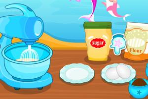 《彩虹糖甜点》游戏画面1