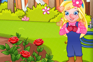 《苏菲的神秘花园》游戏画面1