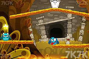 《杀死毛绒球2》游戏画面1