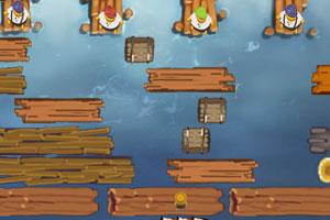 《哈克过河》游戏画面1