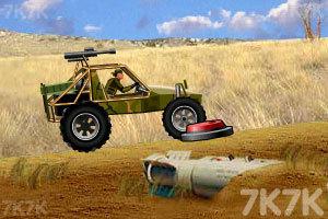 《炸弹飞车》游戏画面3