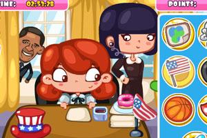 《当一天总统》游戏画面1