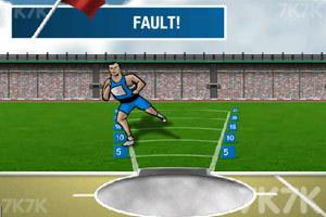 《奥运三项挑战赛》游戏画面9