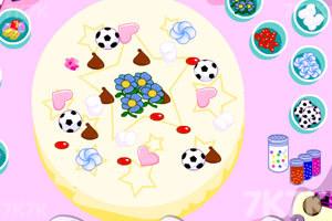 《冰淇淋蛋糕店》游戏画面5