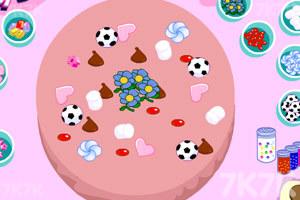 《冰淇淋蛋糕店》游戏画面9