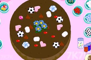 《冰淇淋蛋糕店》游戏画面4