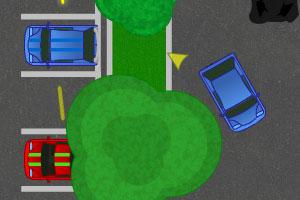 《森林停车场》游戏画面1