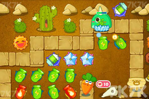 《保卫萝卜电脑版2无敌版》游戏画面3