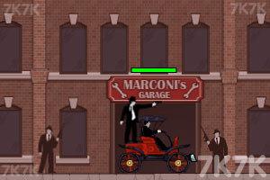 《黑帮跑车》游戏画面2
