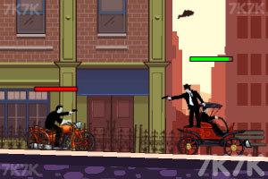 《黑帮跑车》游戏画面4