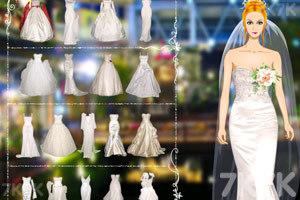 《巴黎浪漫婚纱》游戏画面3