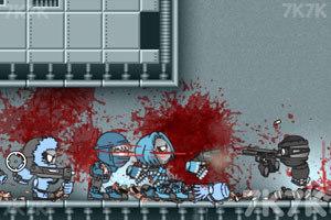 《机械小兵竞技场4》游戏画面4