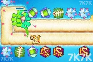 《保卫萝卜2深海无敌版》游戏画面5