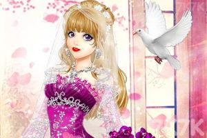《百合妹妹的婚礼》游戏画面2