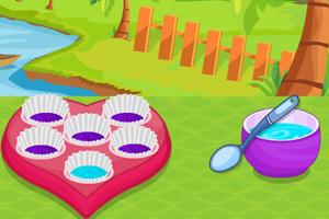 《彩虹蛋糕杯》游戏画面1