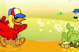《火鸡奔跑吧!》游戏画面1