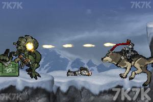 《入侵者2试玩无敌版》截图2