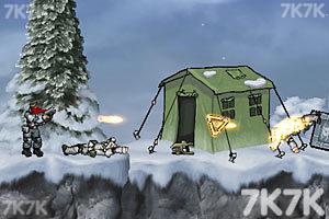 《入侵者2试玩无敌版》截图5