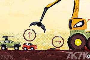 《疯狂轿车逃亡》游戏画面1