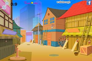 《逃离小镇》游戏画面1
