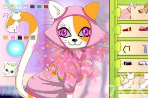 《猫咪情人》游戏画面2