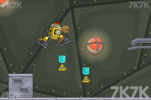 《大眼机器人逃生》游戏画面5