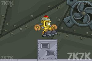 《大眼机器人逃生》游戏画面3
