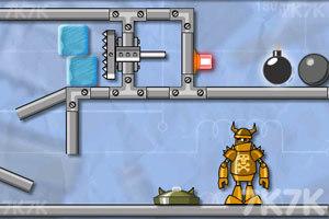 《炸毁机器人2》游戏画面3