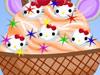 凯蒂猫冰淇淋