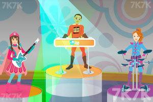 《嘻哈流行演唱者》游戏画面2