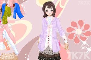 《美丽蕾丝淑女装》游戏画面5