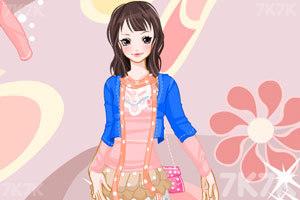《美丽蕾丝淑女装》游戏画面3