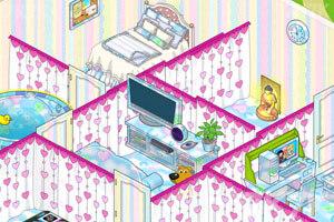 《豪华公主卧室》游戏画面10