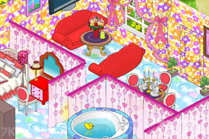 《豪华公主卧室》游戏画面4