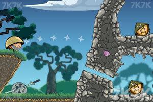 《小小忍者大反击》游戏画面2