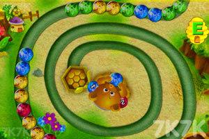 《小熊祖玛》游戏画面5