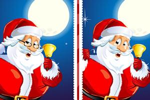 《趣味圣诞找不同》游戏画面1