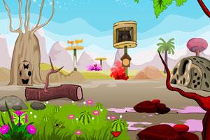 《逃生的火鸡》游戏画面1