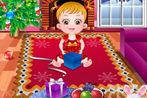 《可爱宝贝过圣诞节》游戏画面2