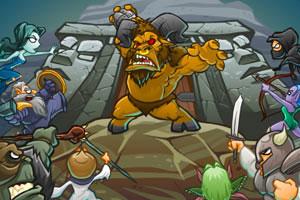 《愤怒的牛头人无敌版》游戏画面1