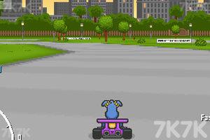 《小狗赛车》游戏画面2