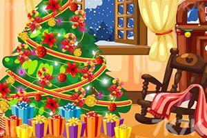 《打造华丽圣诞树》游戏画面5