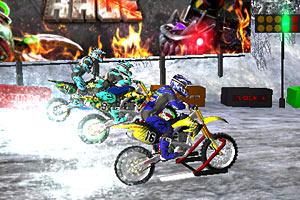 3D极限越野摩托圣诞版