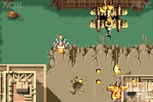 《威虎战机》游戏画面1